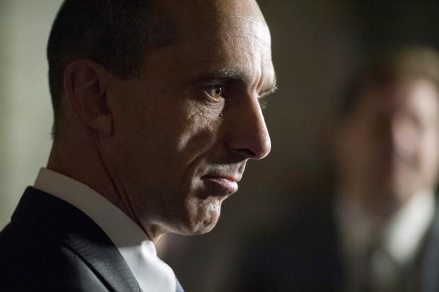 Le ministre de la Sécurité publique, Steven Blaney... (Photo Justin Tang, La Presse Canadienne)