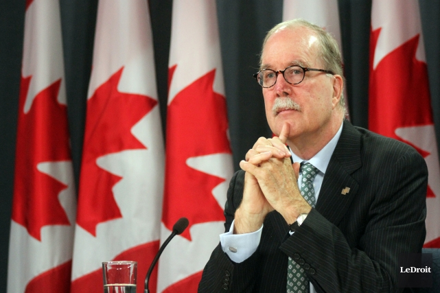 Le commissaire au Langues officielles du Canada Graham... (Photo Étienne Ranger, LeDroit)