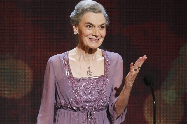 Marian Seldes aux Tony Awards en 2010.... (Photo: archives Reuters)