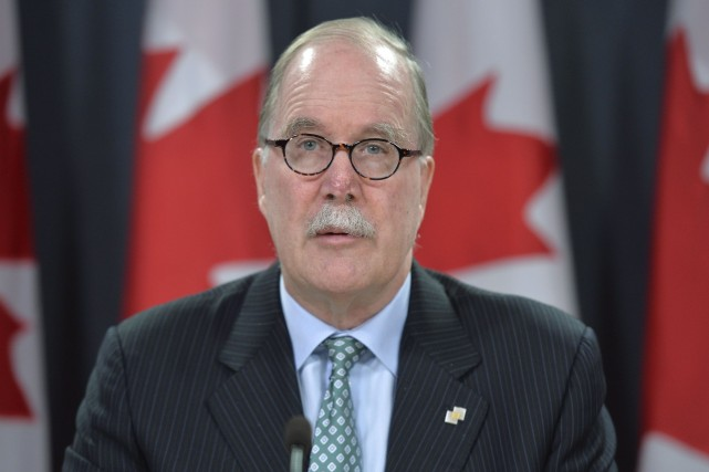 Le commissaire aux Langues officielles Graham Fraser... (Photo Adrian Wyld, La Presse Canadienne)