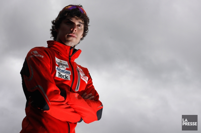Alex Harvey, qui s'entraîne depuis le mois de... (Photo archives La Presse)