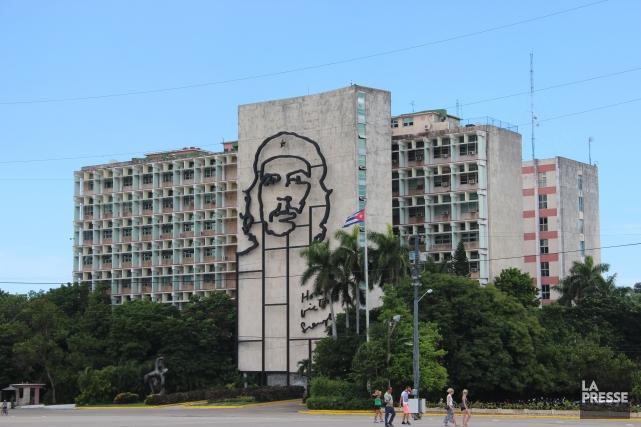 La vieille partie de La Havane est un... (Photo Marie-Eve Morasse, La Presse)