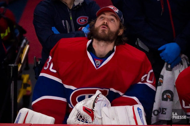Peter Budaj... (Photo André Pichette, archives La Presse)