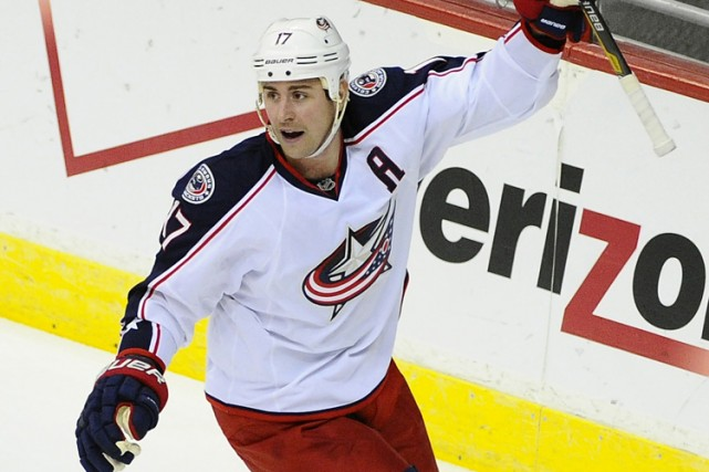 Brandon Dubinsky... (Archives Reuters)