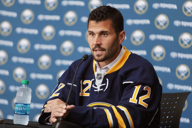 Brian Gionta... (Photo Charles Lewis, AP)