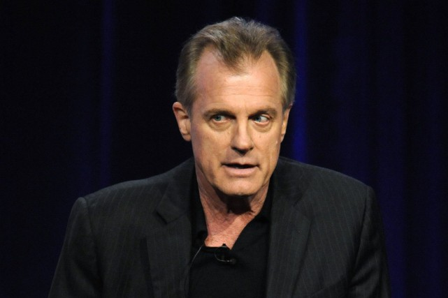 L'acteur américain Stephen Collins... (Photo PHIL McCARTEN, Archives Reuters)