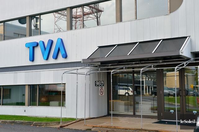 La direction de TVA ne donne pas d'informations... (Le Soleil, Jean-Marie Villeneuve)