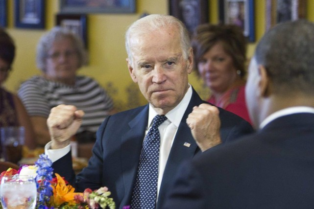 Joe Biden... (Photo: Reuters)
