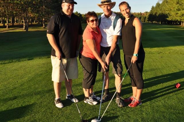 La 5e édition du tournoi de golf annuel de l'Association communautaire de... (Courtoisie)
