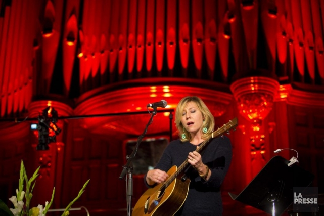La chanteuse folk Martha Wainwright a donné un... (Photo: André Pichette, La Presse)