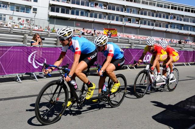 Le cyclisme n'a pas été retenu dans la liste des 16 sports d'ores et déjà... (Photo archives PC)