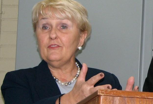 Jeanne Charlebois refuse tout débat parce que, selon... (Archives LeDroit)