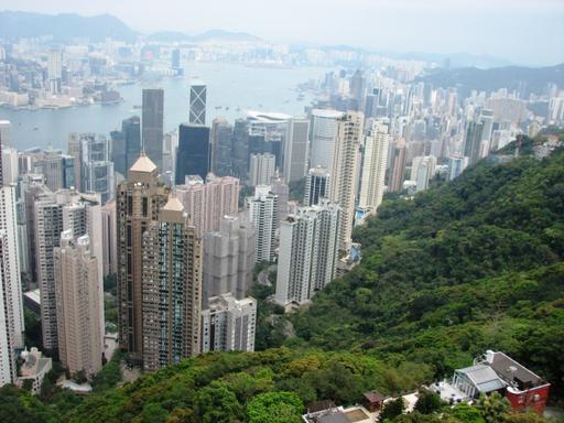 Hong Kong... (La Nouvelle, Jonathan Custeau)