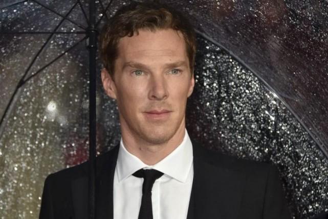 Benedict Cumberbatch à la première du film The... (Photo: AFP)