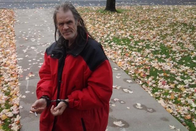 Jean-Marc Ouellet, 62 ans, de Roberval, a été... ((Photo Louis Potvin))