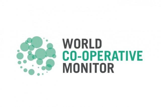 Le Moniteur mondial des coopératives a présenté son... (Image tirée du rapport 2014 du Moniteur mondial des coopératives)