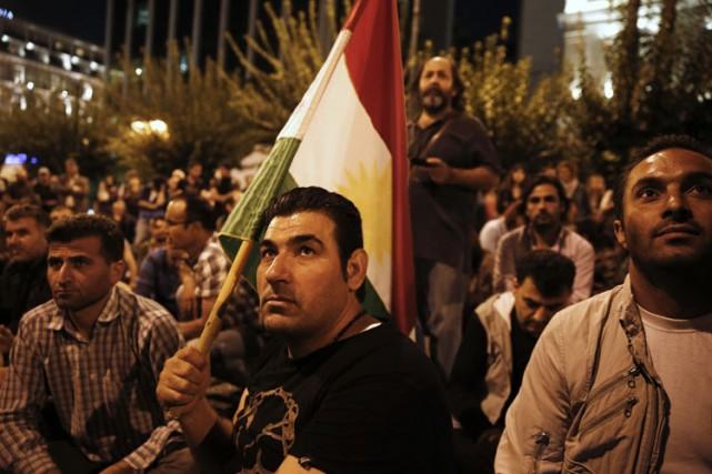 Le refus de la Turquie d'intervenir en Syrie... (Photo: AFP)