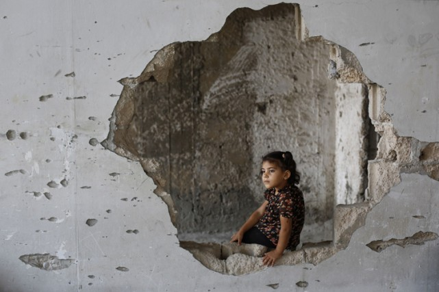 Même si les États-Unis avaient pris position pour... (Photo: AFP)