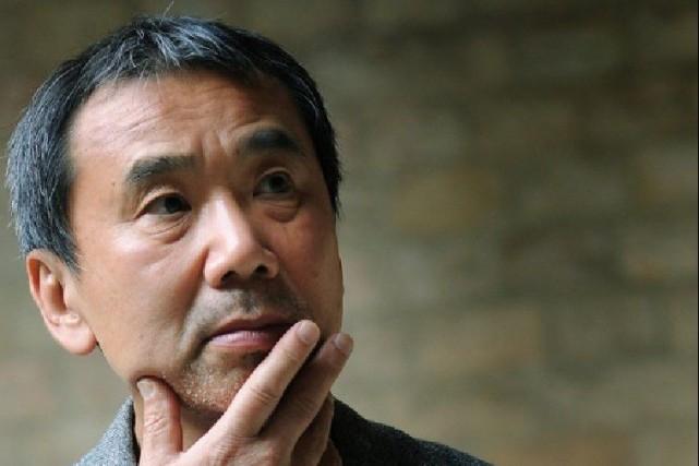 Le Japonais Haruki Murakamiest régulièrement pressenti pour le... (Photo Ivan Gimenez, Tusquets Editores/ Interforum.)