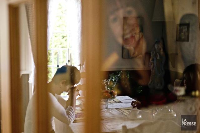 Diane Bélanger a perdu sa fille, Jo-Annie Lapointe,... (PHOTO PATRICK SANFAÇON, LA PRESSE)