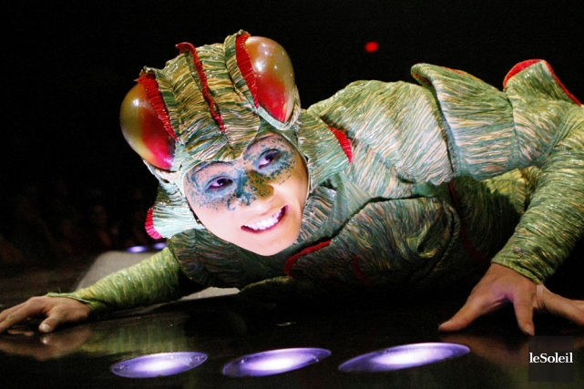 La venue du Cirque du Soleil pour les... (Photo: Le Soleil)