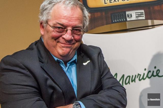 Le directeur général de Tourisme Mauricie, André Nollet.... (Photo: Olivier Croteau, Le Nouvelliste)