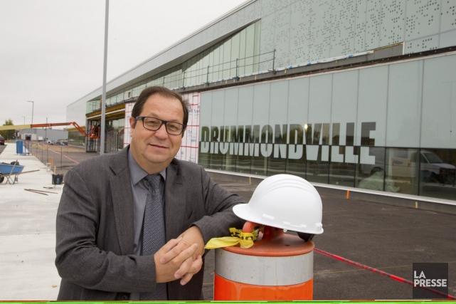 Martin Dupont, directeur général de la Société de... (PHOTO ALAIN ROBERGE, LA PRESSE)