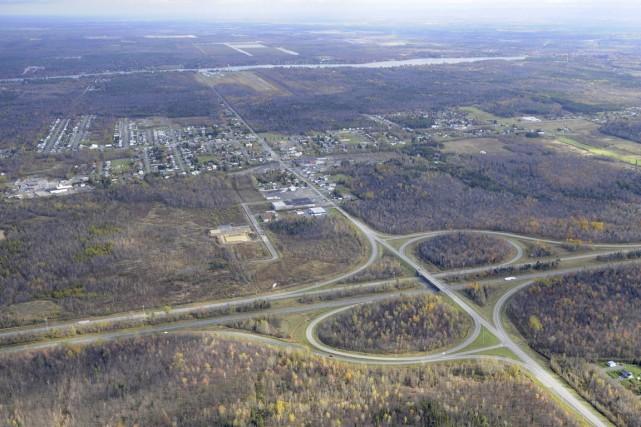 Quartier industriel