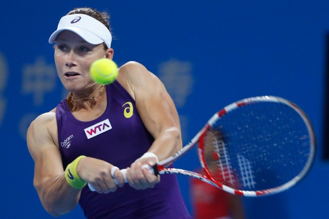 Samantha Stosur... (Photo Vincent Thian, archives AP)