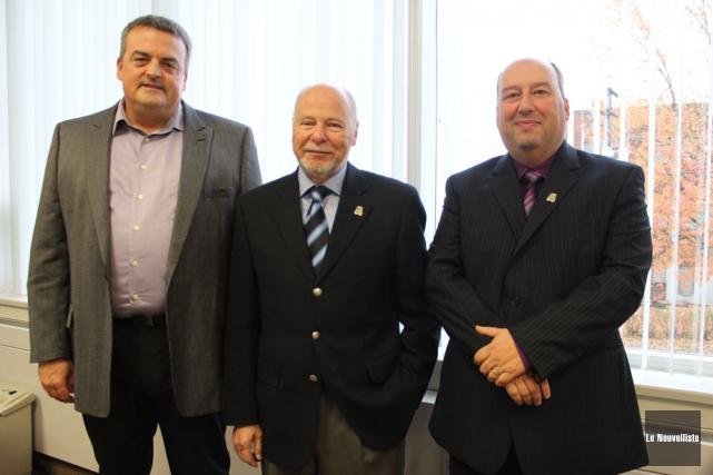 Les membres de la délégation latuquoise sont revenus... (Photo: Audrey Tremblay, Le Nouvelliste)