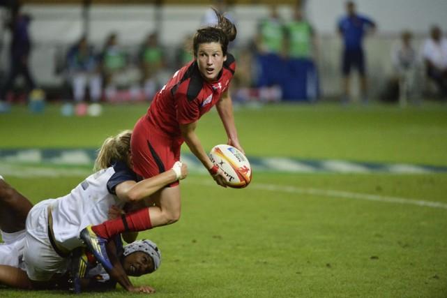 Après les succès encourus en rugby à 15... (Photo: AFP)