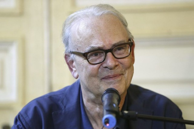 Patrick Modiano... (Photo: AFP)
