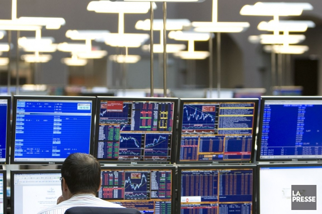 La forte demande pour les obligations canadiennes, une... (Photo Ivanoh Demers, archives La Presse)