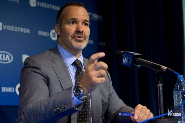 Le président de l'Impact de Montréal, Joey Saputo.... (PHOTO IVANOH DEMERS, ARCHIVES LA PRESSE)