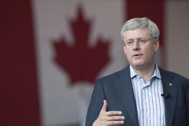 Le gouvernement Harper souhaite légaliser l'«accès gratuit au... (Photo Archives La Presse Canadienne)