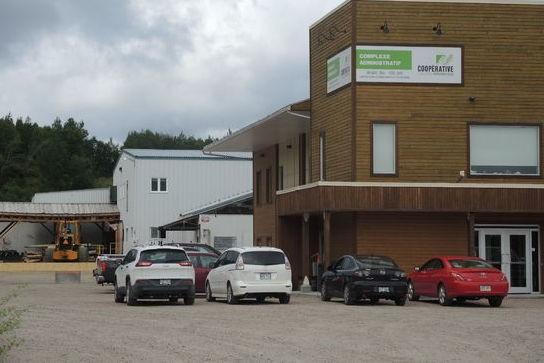 La Coopérative forestière de Girardville fait face à... ((Archives))