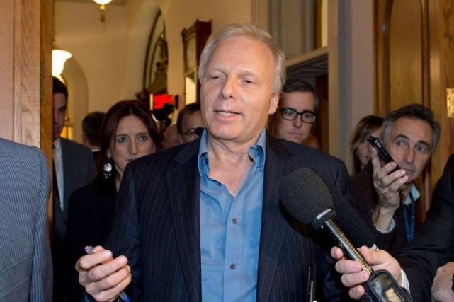 Jean-François Lisée, député péquiste de Rosemont... (LA PRESSE CANADIENNE, JACQUES BOISSINOT)