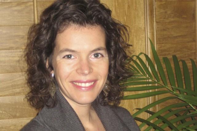 La réputée psychologue et sexologue Isabelle Hénault, également... (Photo fournie par Isabelle Hénault)