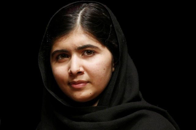 Malala Yousafzai... (PHOTO OLIVIA HARRIS, ARCHIVES REUTERS)