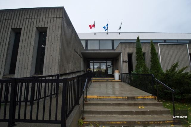 L'ancien poste de police de la rue Marquette sera converti en incubateur... (Imacom, Jessica Garneau)