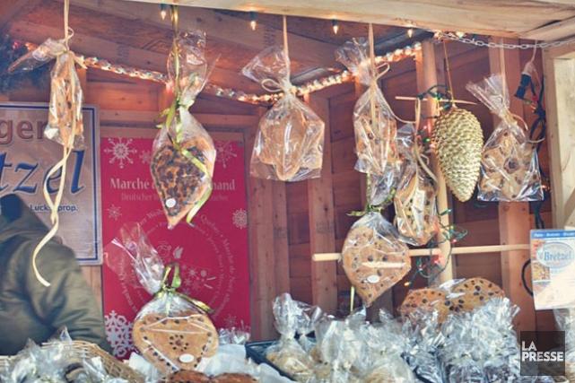 Au total, leMarché de Noël allemand pourrait comprendre... (Photo Marché de Noël allemand)