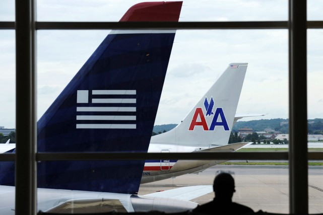 Un Boeing de la compagnie American Airlines parti de Bogota à destination de... (PHOTO SUSAN WALSH, ARCHIVES AP)