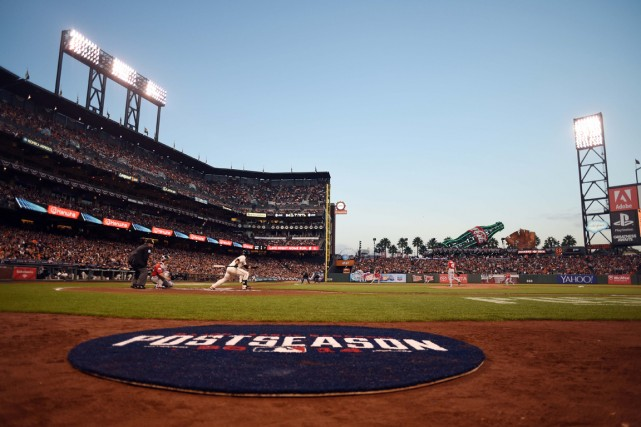 Forts de leur victoire contre les Nationals de... (Photo Kyle Terada, USA Today Sports)