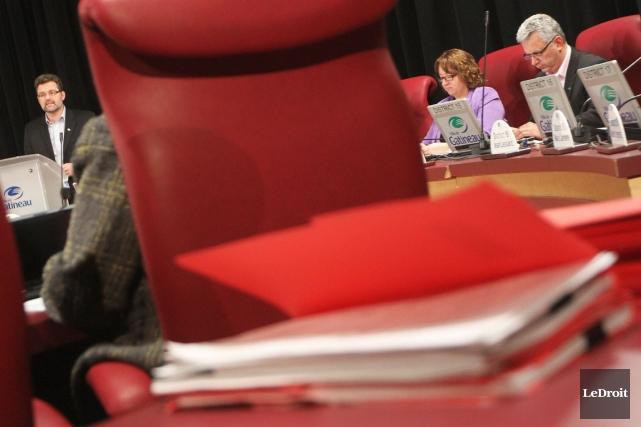 La présidente de la Table régionale des organismes... (Étienne Ranger, archives LeDroit)