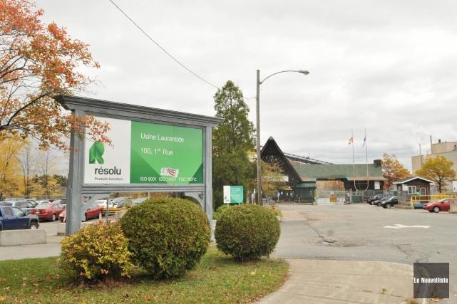 La fermeture de l'usine du secteur Grand-Mère a... (Photo: Émilie O'Connor Le Nouvelliste)