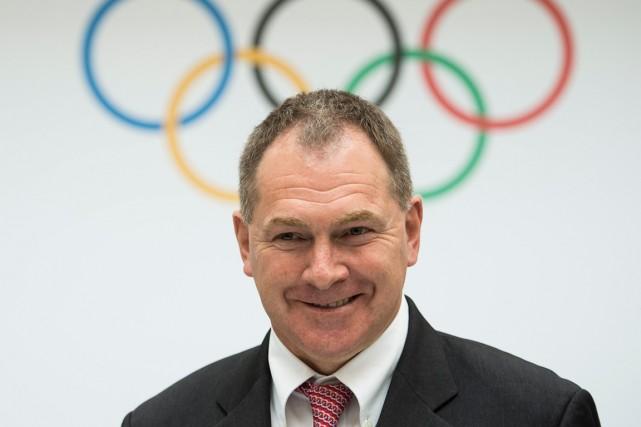 Le secrétaire général du Comité olympique norvégien, Inge... (Photo Jean-Christophe Bott, archives AP)