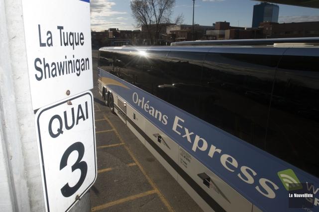 La Commission des transports du Québec (CTQ) a... (Photo Stéphane Lessard, Archives Le Nouvelliste)