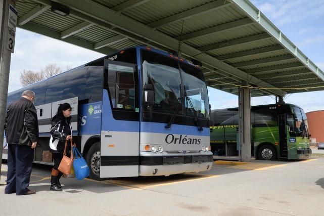 L'aval donné par la Commission des transports du Québec au plan de redressement... (Sylvain Mayer)