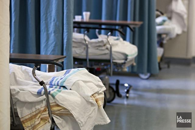 Si jamais vous séjournez à l'urgence du centre hospitalier de Trois-Rivières,... (PHOTO FRANÇOIS ROY, ARCHIVES LA PRESSE)