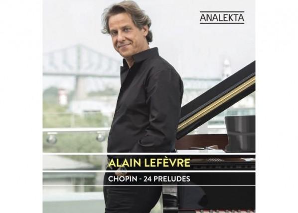 Les fans d'Alain Lefèvre vont adorer. Les autres vont détester.